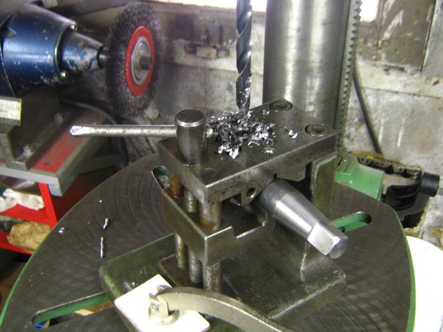 Identifications de ces outils usinages - Canon de percage ...
